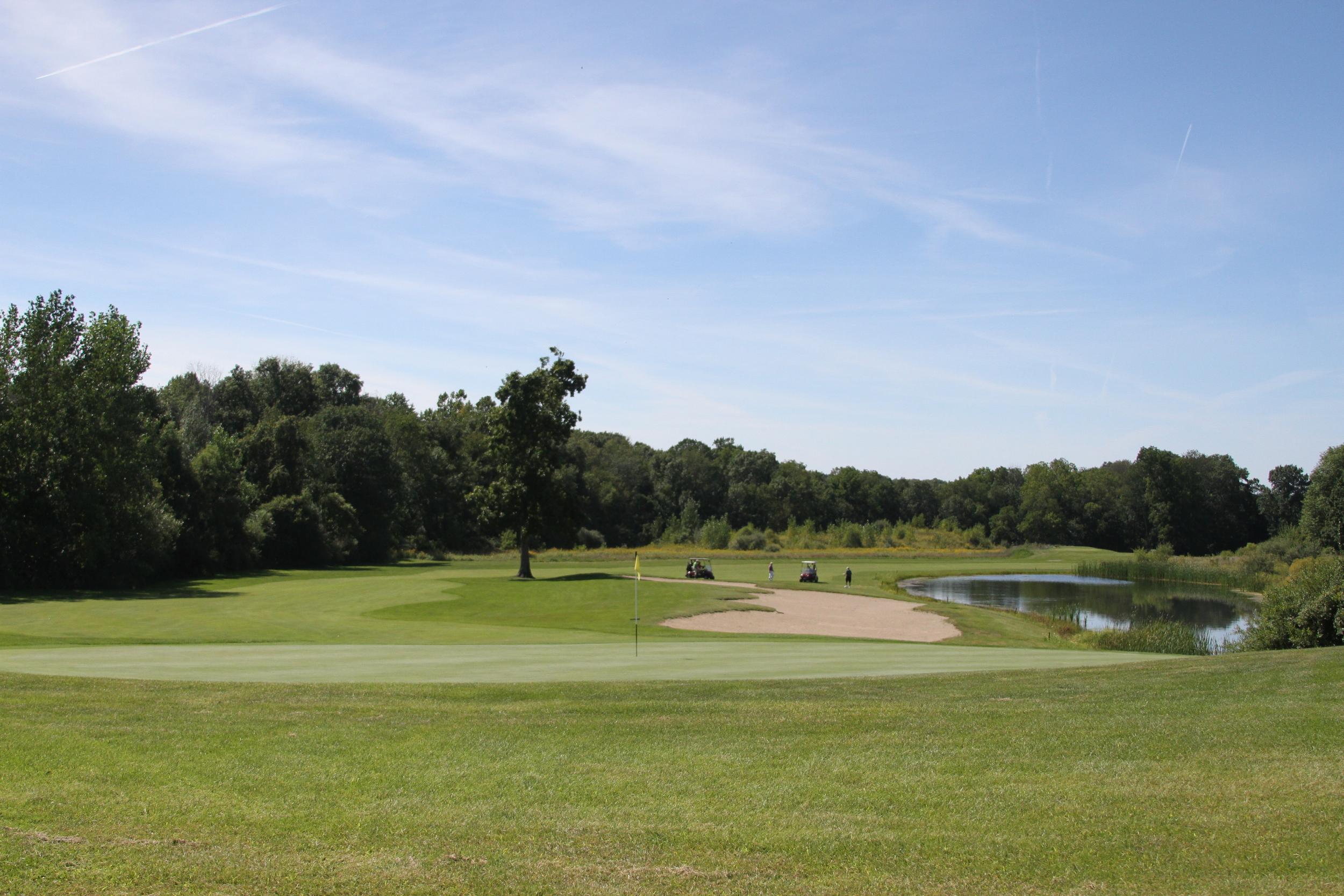 LYNX GC 4th Hole Golf