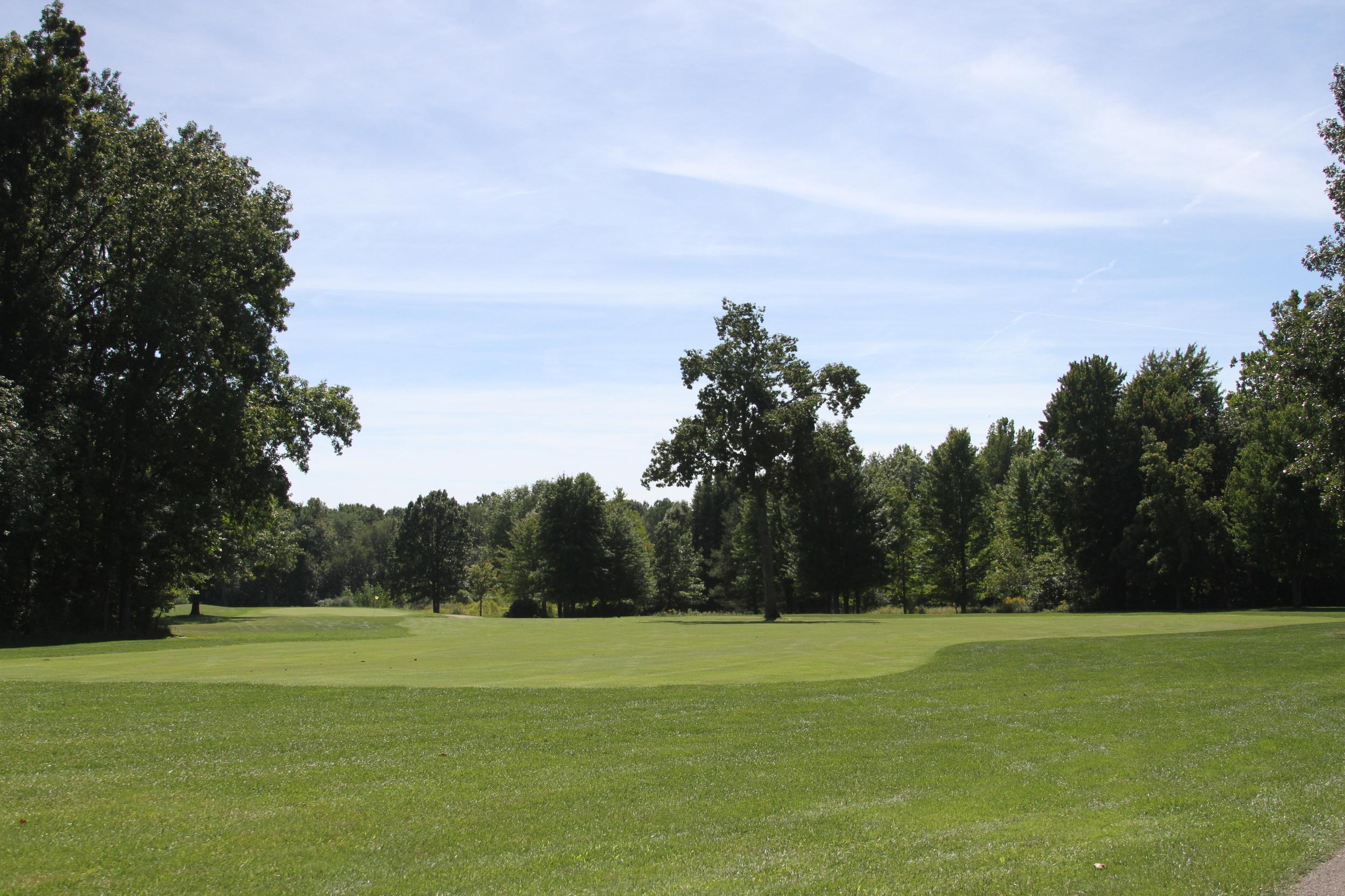 LYNX GC 6th Hole Golf