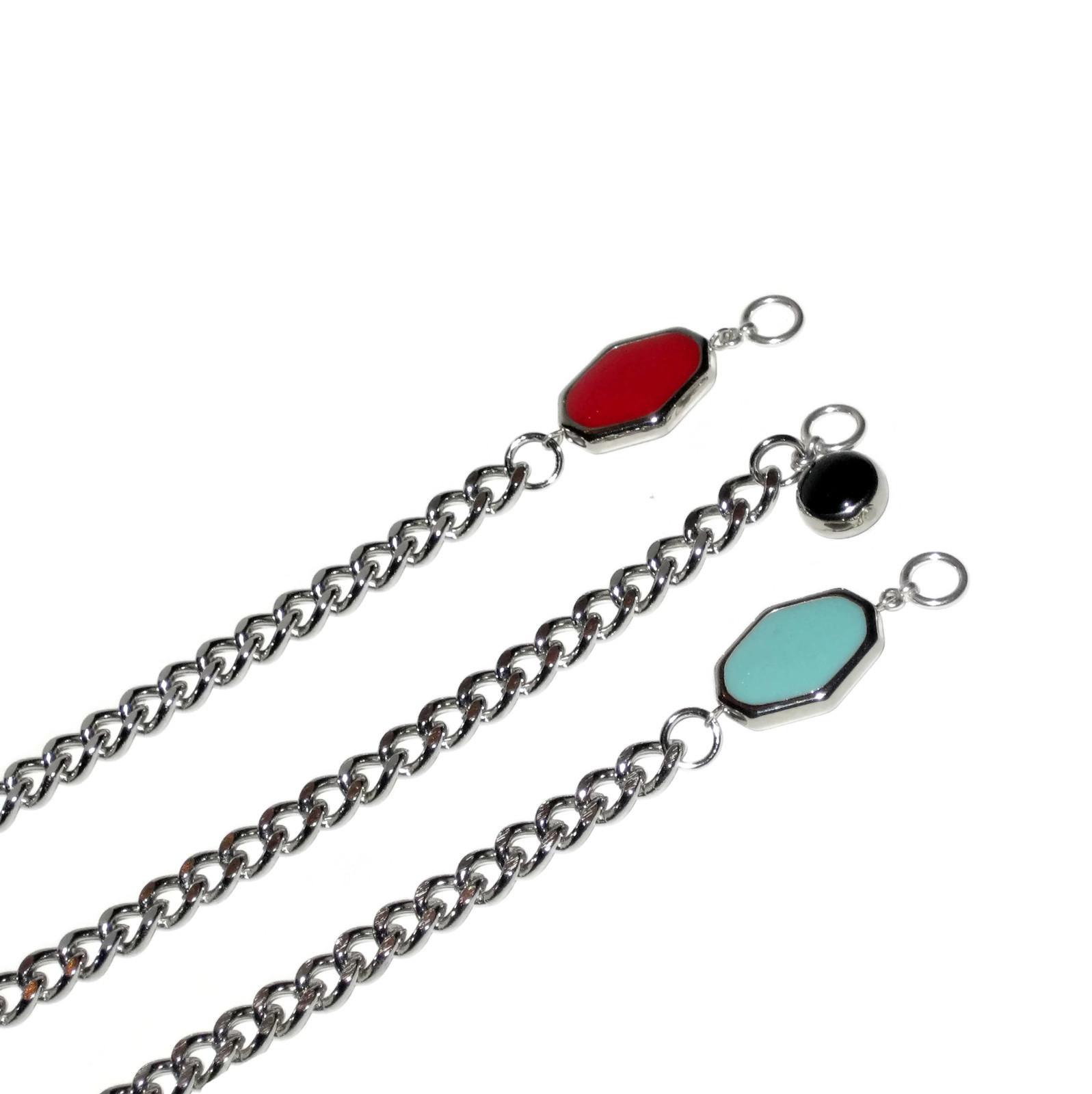 I Want Candy toggle bracelet trio