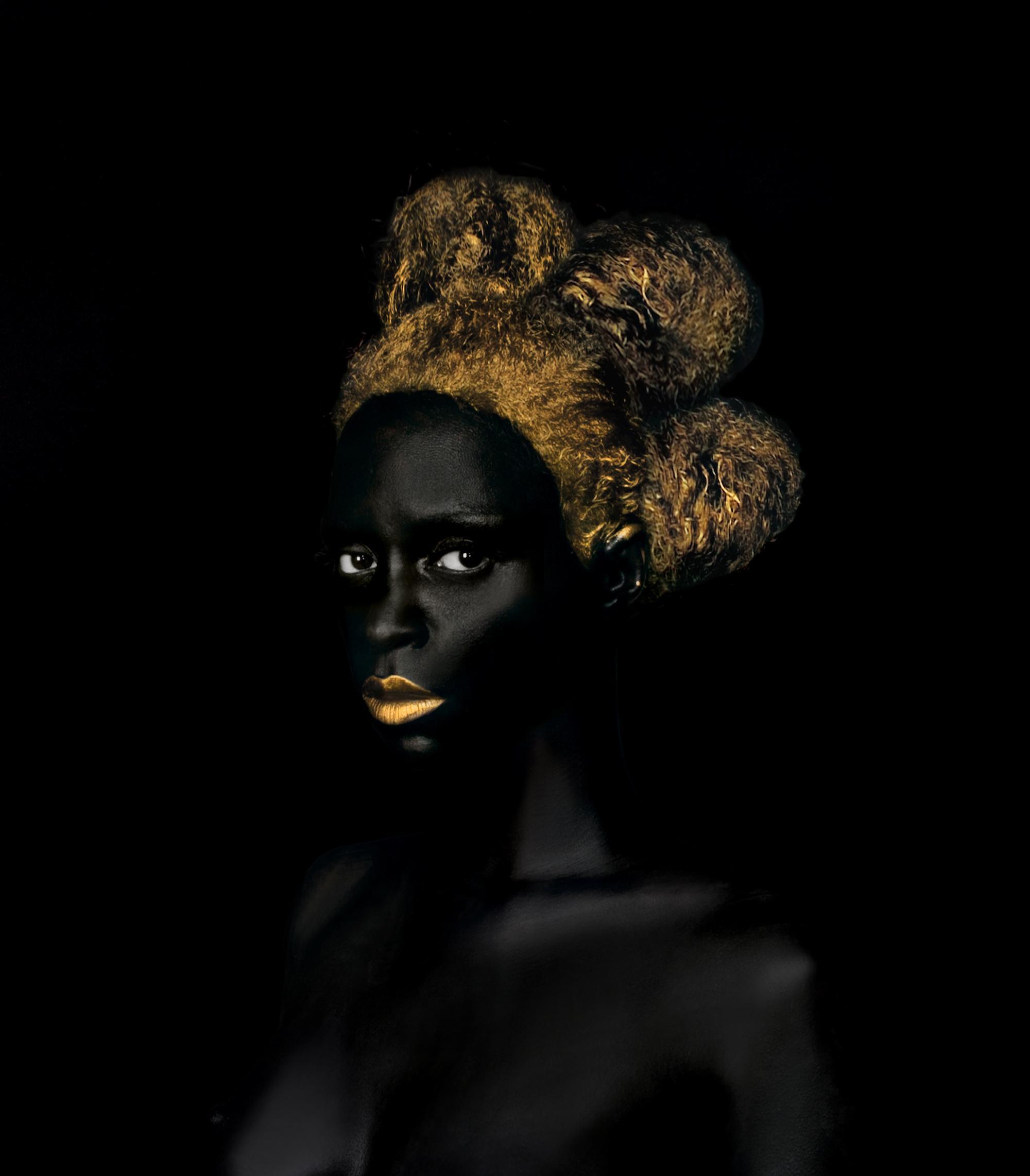 The Body Black (series in progress), 2016.
