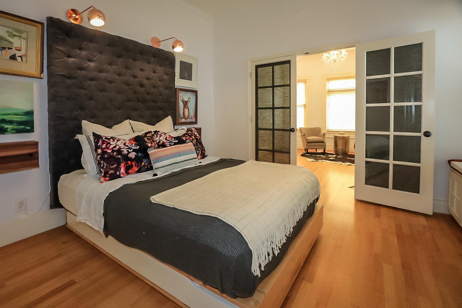 Master Bedroom of 270 J St Salt Lake City, UT 84103