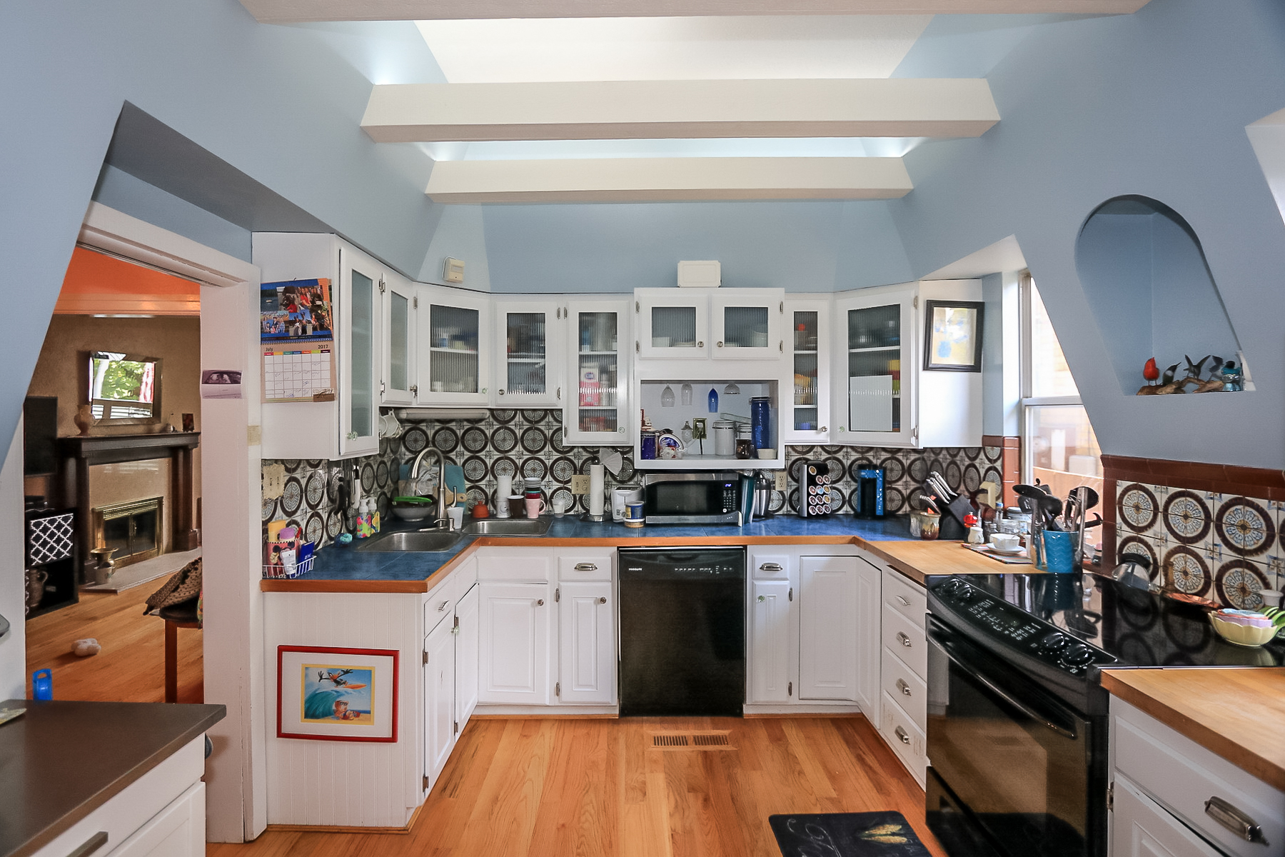 Kitchen of 363 Wall St, Salt Lake City, UT 84103