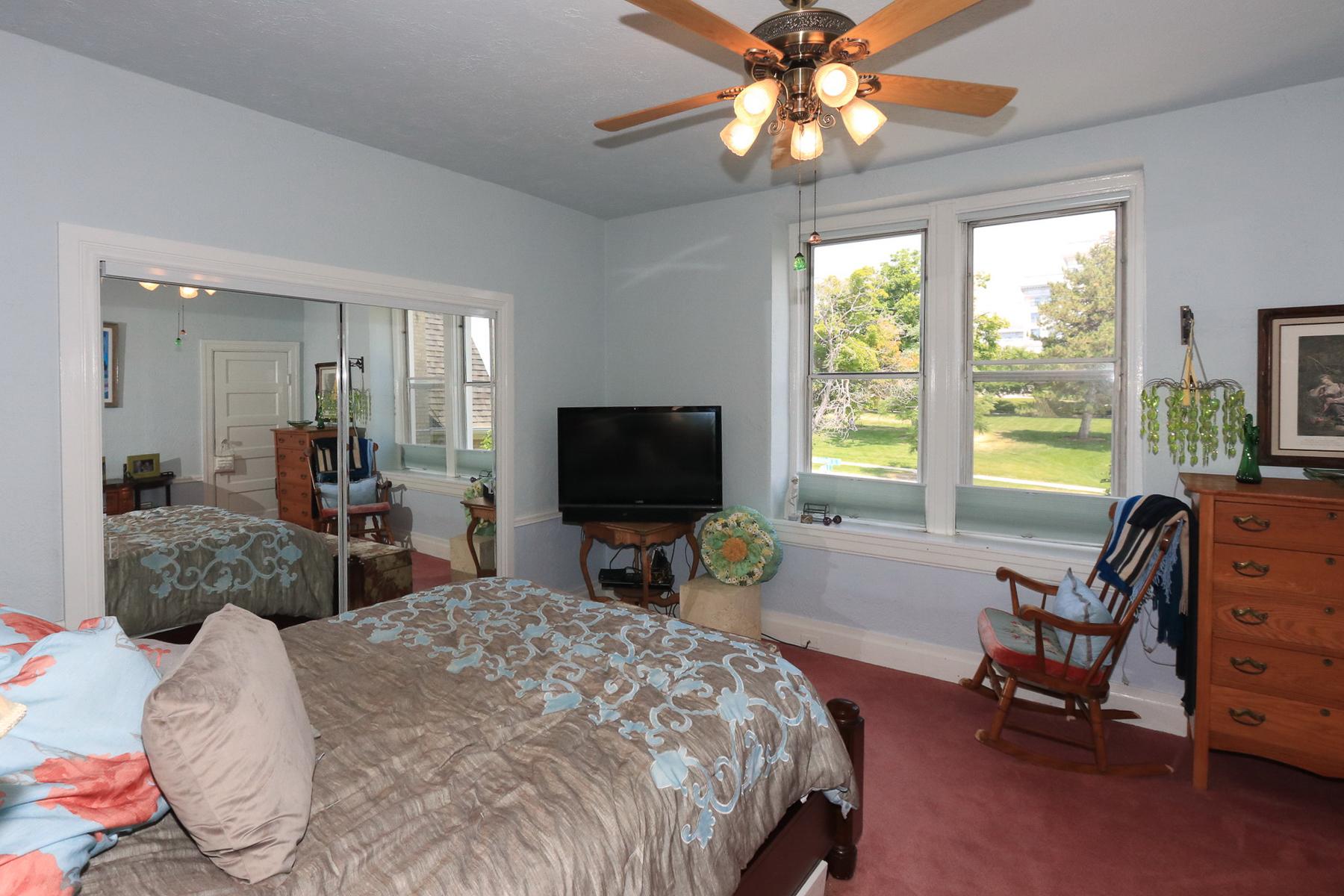 Master Bedroom of 363 Wall St, Salt Lake City, UT 84103