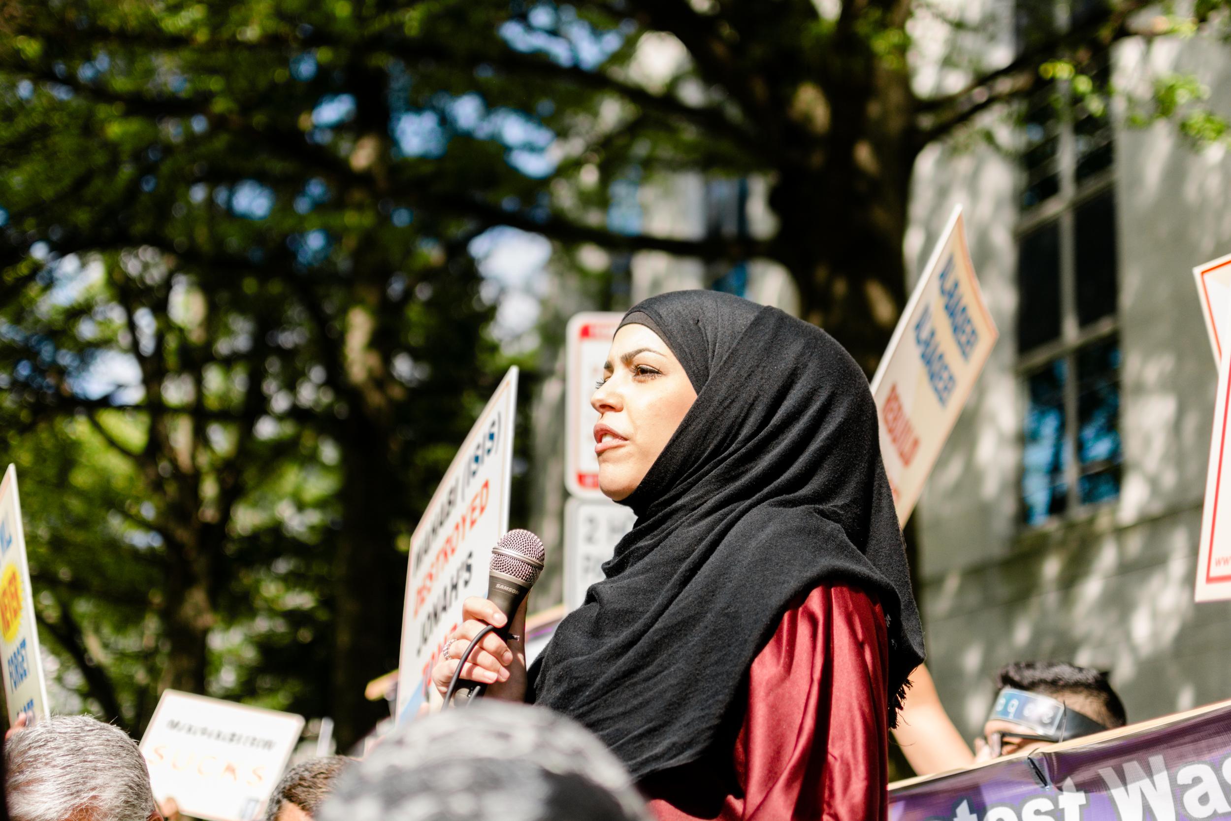 Sister Tanya Faraj
