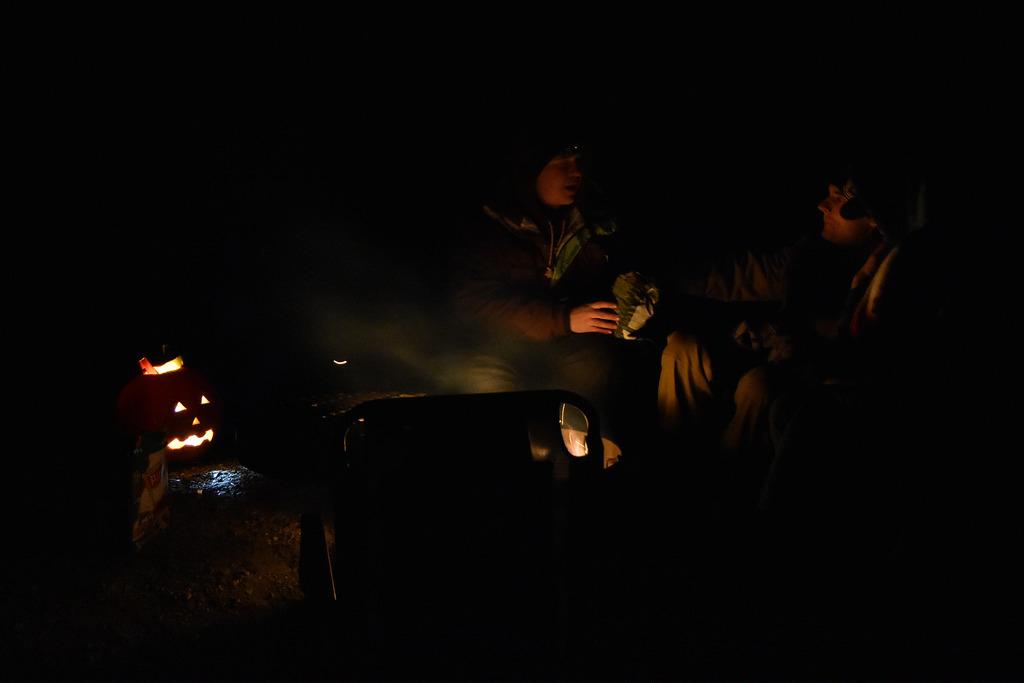 Early Halloween (Hootz)