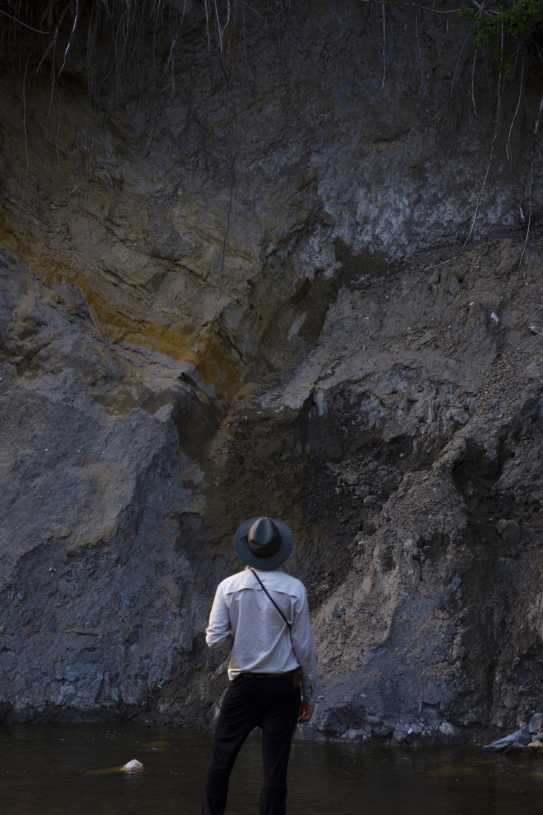"""Walls of Clay"" Pasquia Hills"