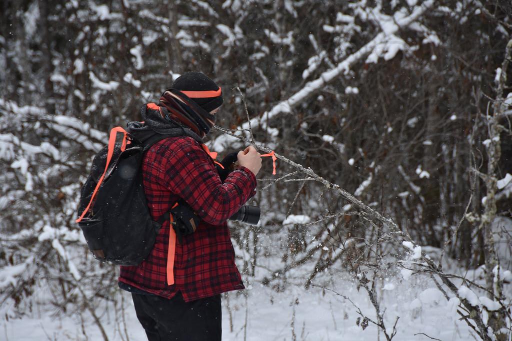 Trail-tape Ninja (Hootz)