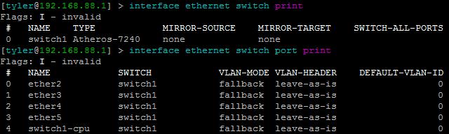 Mikrotik Switch Chip