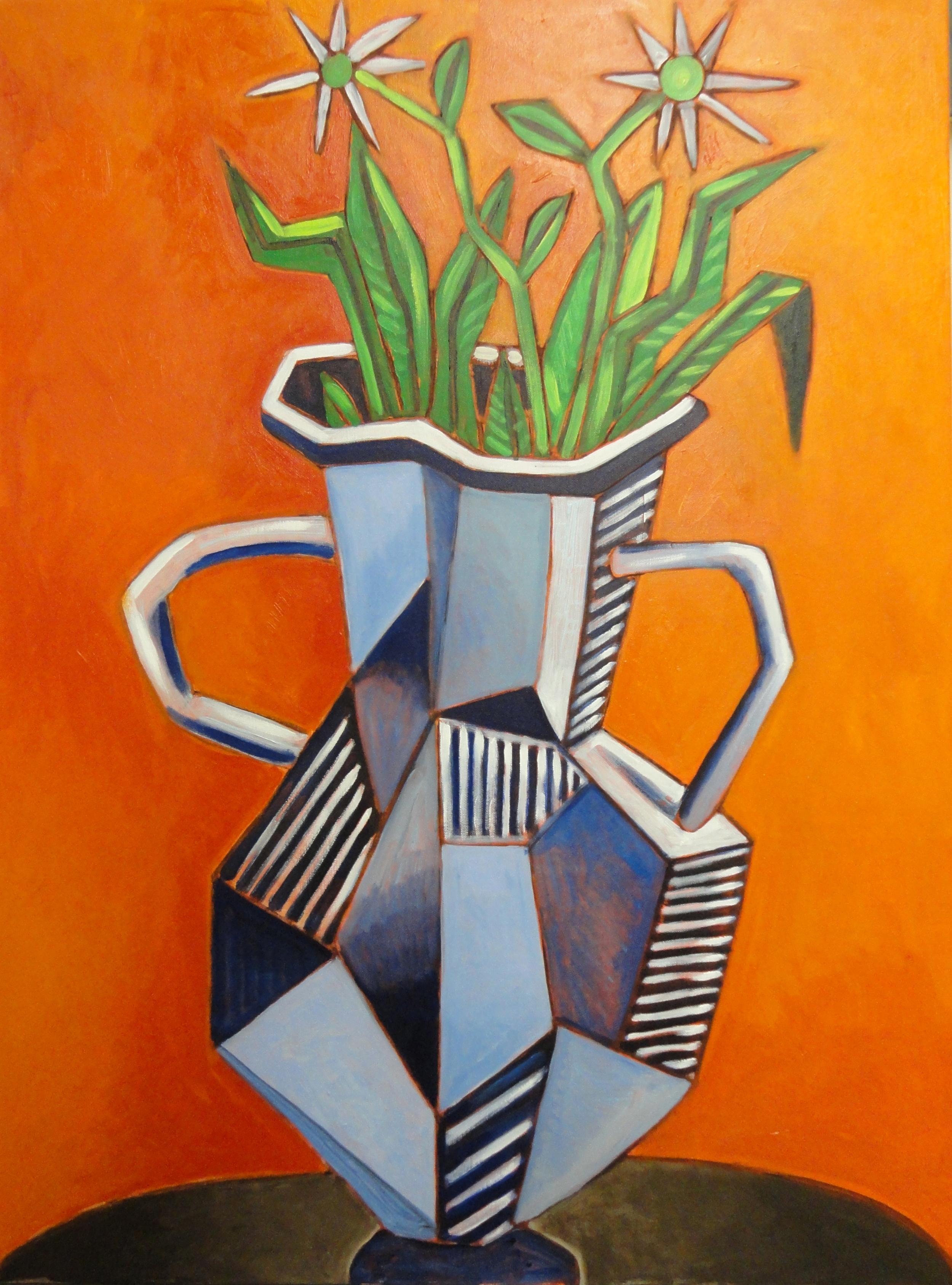 Vase a/c 40x30 2014