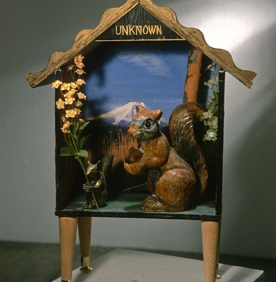 Tomb of the Unknown Squirrel
