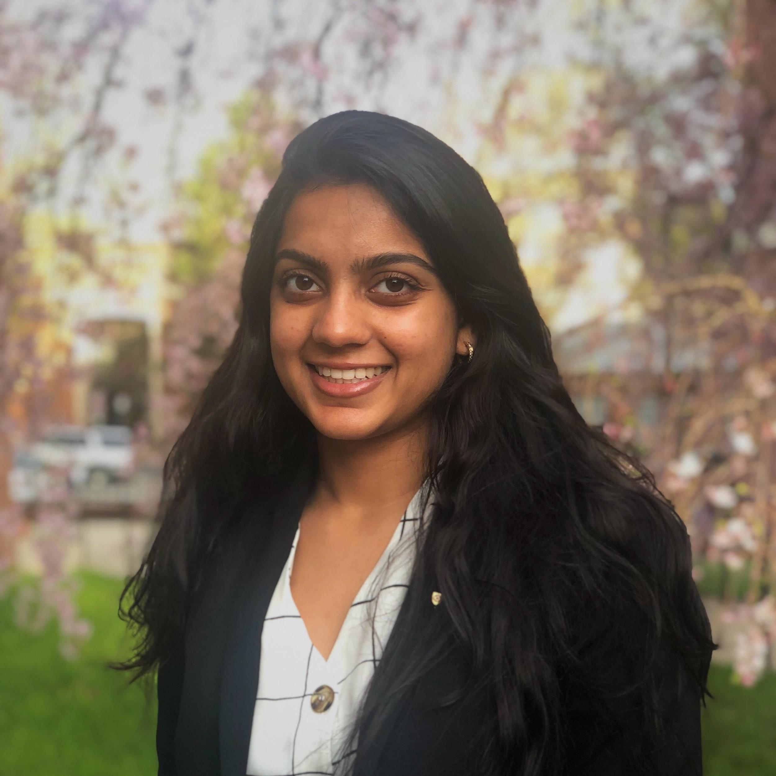 Krishna Patel - Freshman, Biomedical Engineering IntentFayetteville, NC