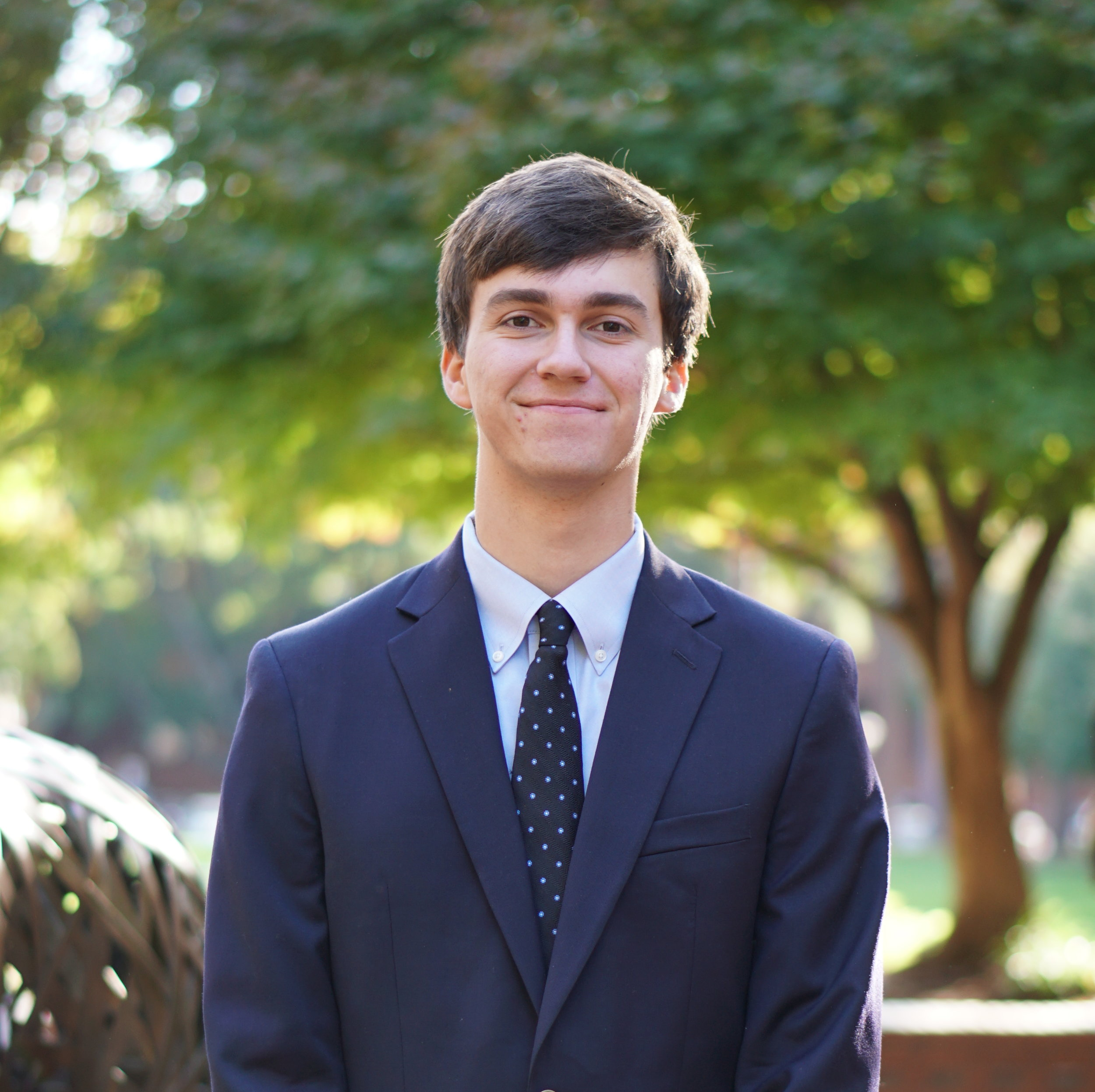 James Manchuso - Sophomore, Mechanical EngineeringWrentham, MANaja SAECo-op at Altec Inc.PD Committee Chairman