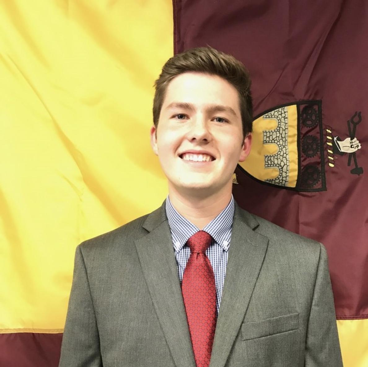 Ben Smith - Junior, Electrical and Computer EngineeringWaxhaw, NCPhilanthropy Committee