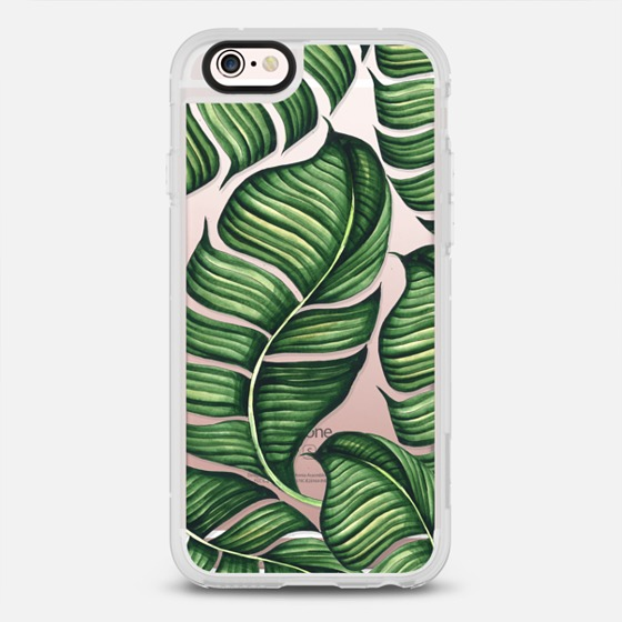 Banana Leaves, iPhone 6, $40,  Casetify
