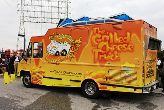 The Grilled Cheese Truck