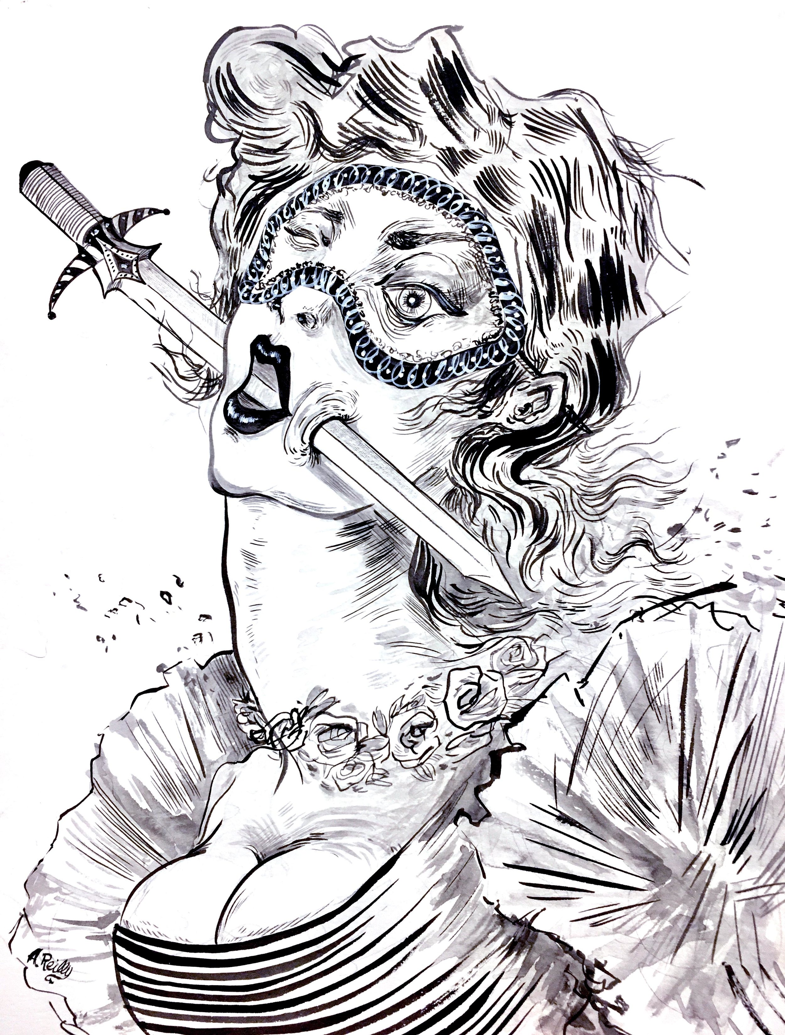 Pain Is Subjective ; Ink.2018