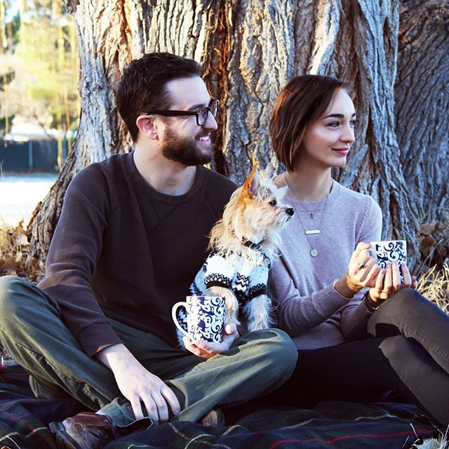 I think it's important to share personal moments with our clients. When you work with us you are supporting growing families, their life events, children, and more. Less than two months I get to marry my best friend, Ollie the dog. Maya can come too 😁  Photography @goodjobbeans  #smallbusiness #family #hardwork #love #wedding #woodworking #Wood #carpentry #design #designer #Interiordesign #furniture #furnituredesign