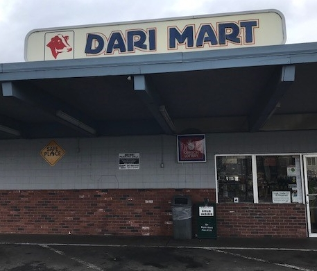 All Dari-Marts serve as Safe Place partners. Staff are trained help get youth to Station 7.