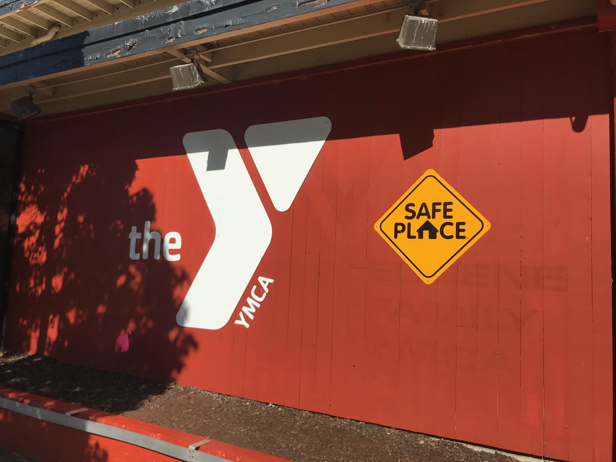 Not only is the Eugene YMCA a partner with our Residential Programs, they also serve as a  Safe Place for Station 7 , helping youth in need get to Station 7.