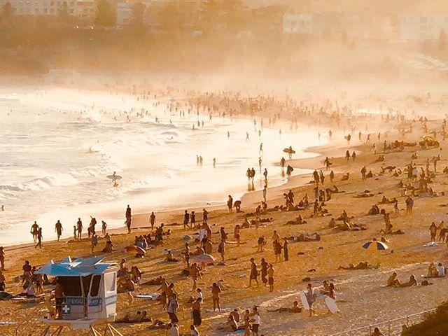 Bondi Beach, Sydney Australia. #bondibeach #sydney#beach#summer#travelphotography#instagood#coastline