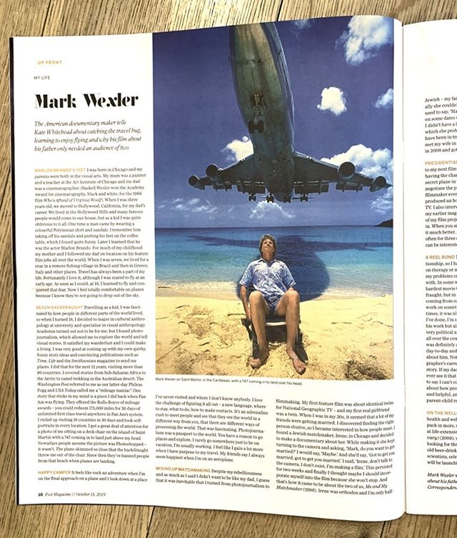 Thanks to Hong Kong's SOUTH CHINA MORNING POST Sunday Magazine for the nice piece about yours truly. (link to article in bio) #747 #travel #photography #travelphotography #nationalgeographic #stmartins #beach #caribbean #selfie #selfportrait #finalapproach #shadow #instagood #beach #sand  @scmpnews @cnnsouthasia @cnncreative @cnntravel @greatbigstory @natgeo @natgeochannel