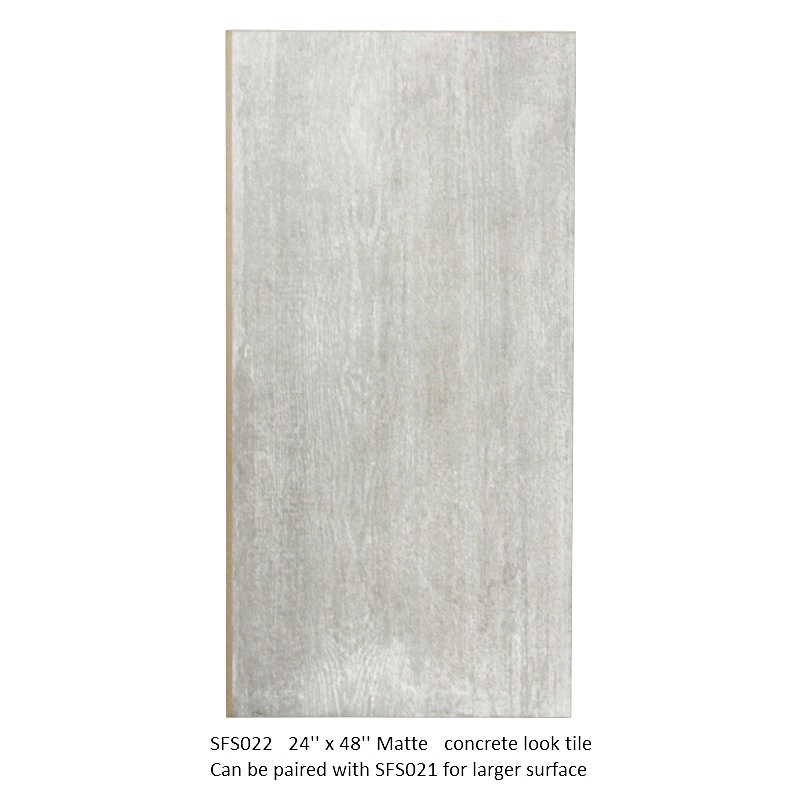 SFS022  24_x 48_ Matte concrete look tile _can be paired with SFS021 for larger surface.JPG
