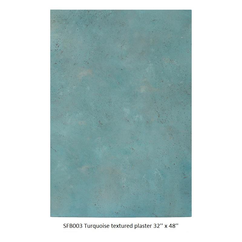 SFB003 Turquoise textured plaster 32x 48 ..jpg
