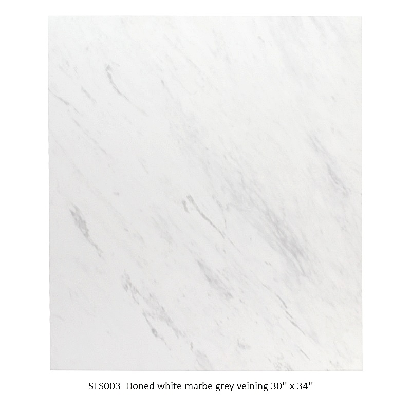SFS003  Honed white marbe grey veining 30_ x 34.JPG