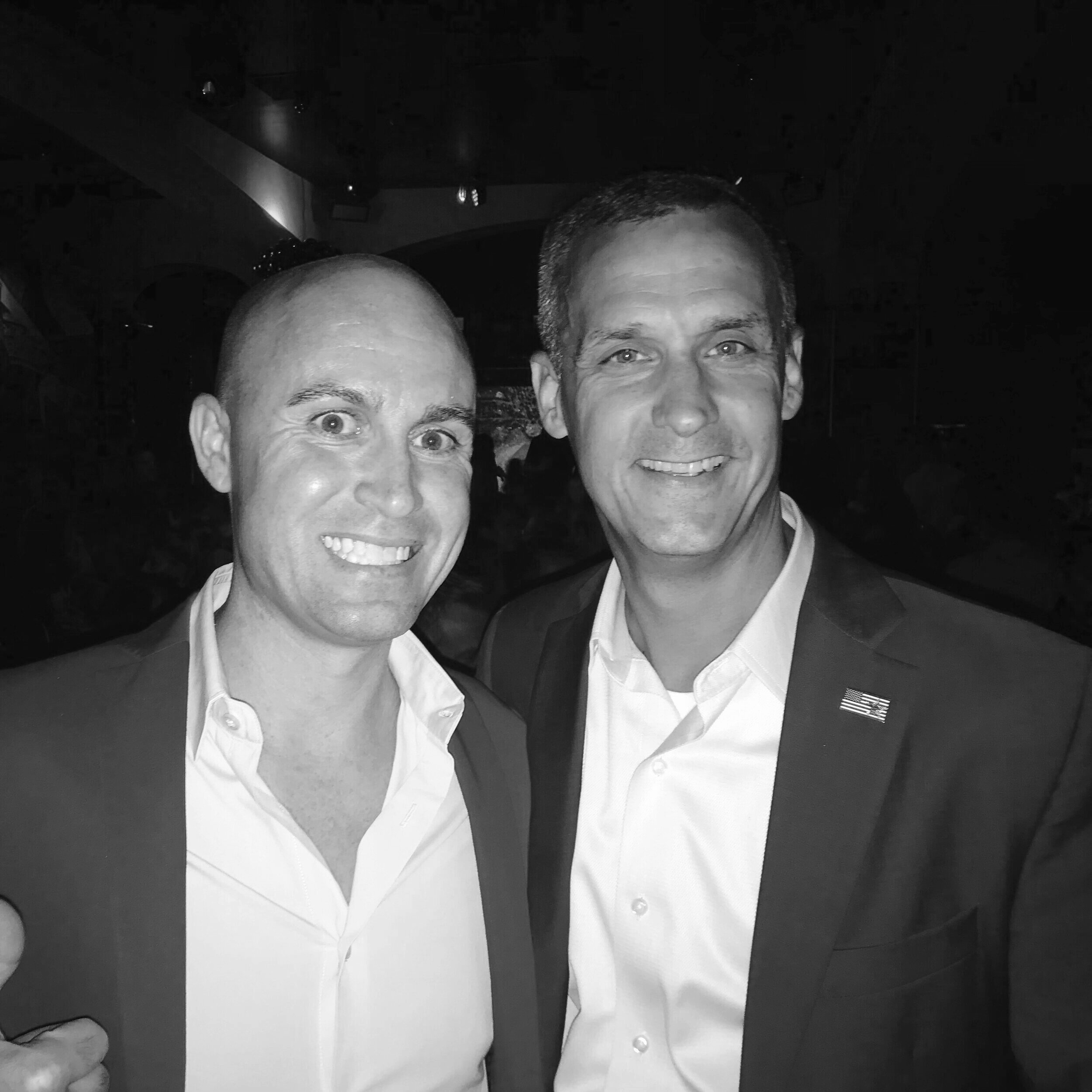 Corey Lewandowski, Fmr. POTUS Campaign Mgr.