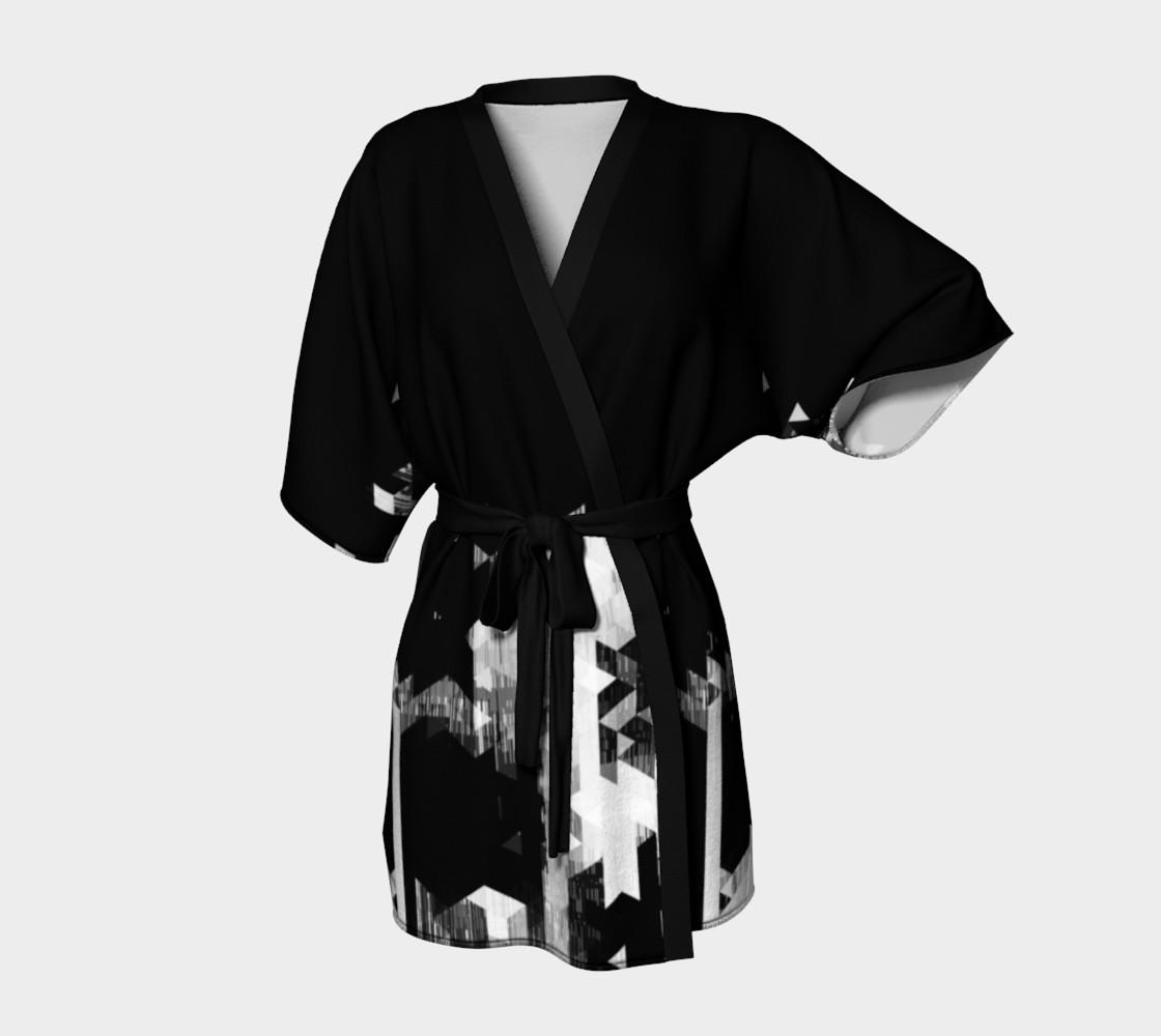 Kimono Robe - Blasted