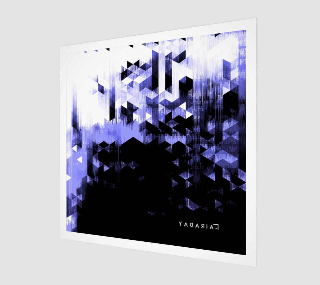 Art Print - Blasted 03