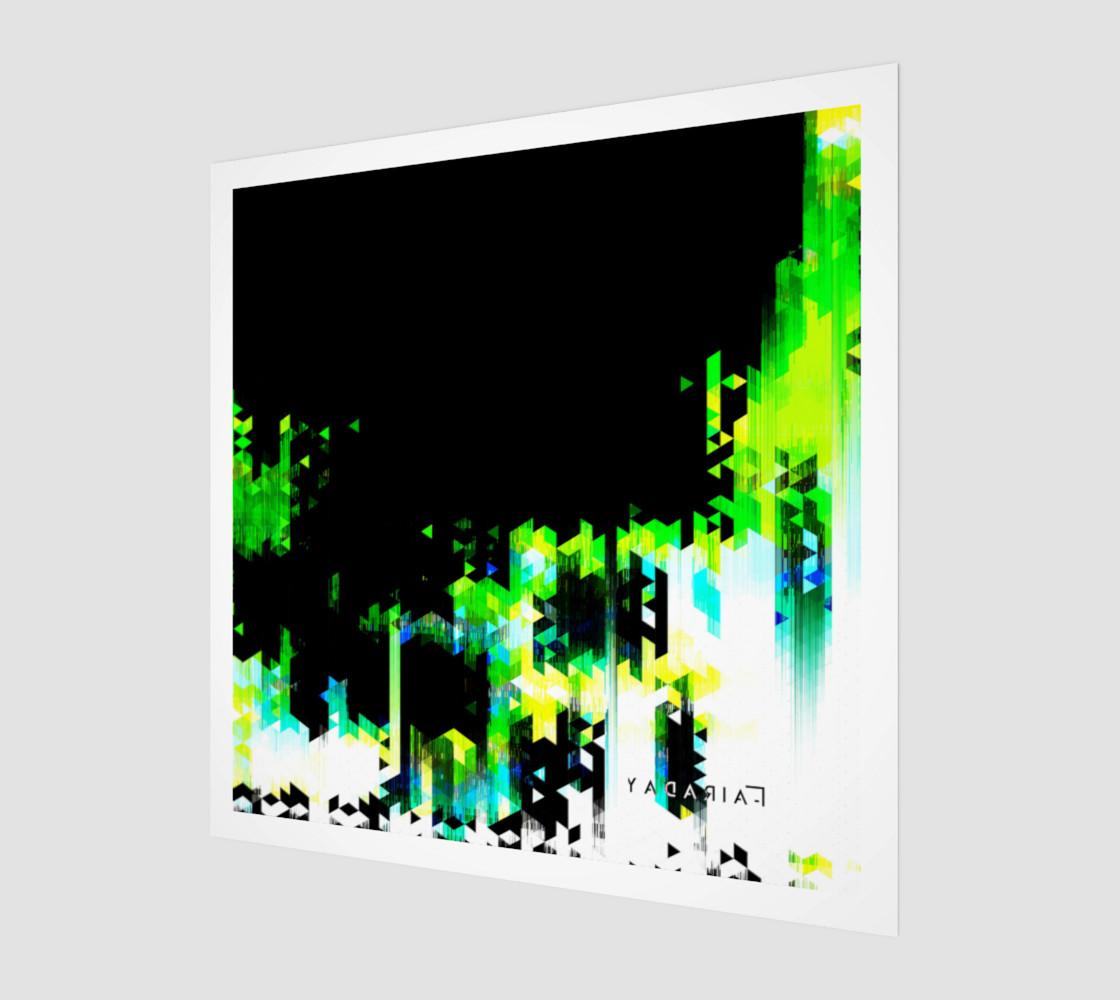 Art Print - Blasted 02