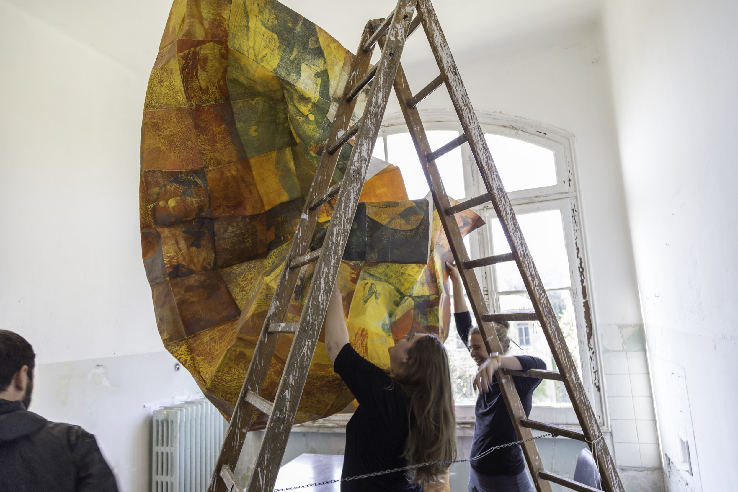 Installation in the diretor's office Teatro Marinoni.jpg