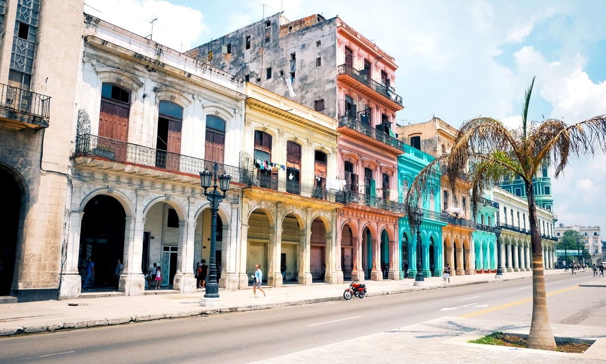 Little Havana: The Bridge to Cuba - how Little Havana, a popular neighborhood in Miami, compareS to Cuba