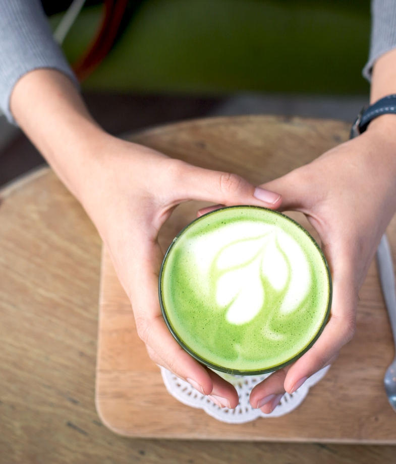 Rise of matcha among millennials - One possible reason for matcha's rise in popularity, especially with the younger Millennial demographic, is that it's healthy, especially when compared to high fructose corn syrup-laden sodas, controversial energy drinks, and even other teas.