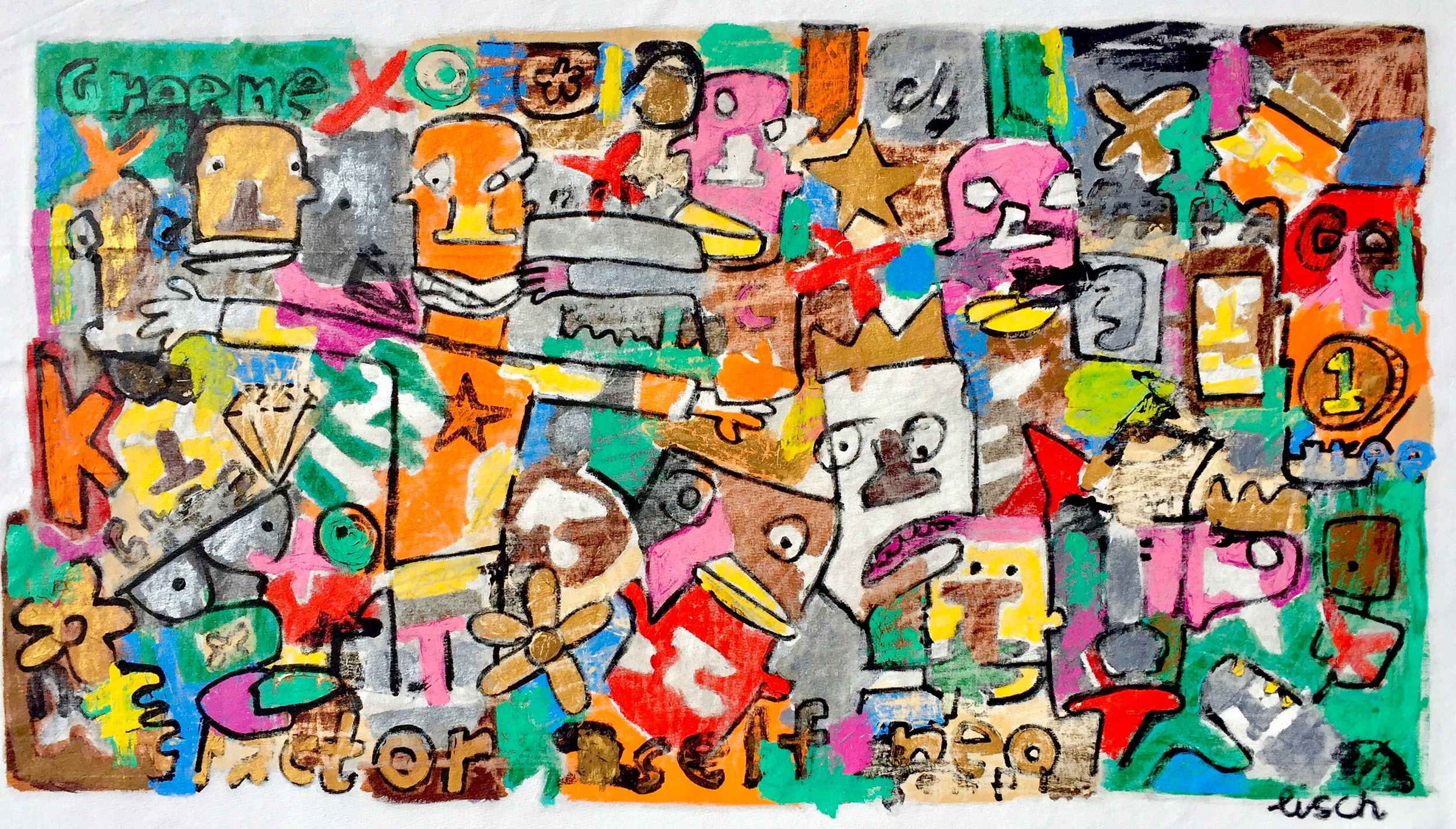 """Protectors of Youth, 39x67"""""""