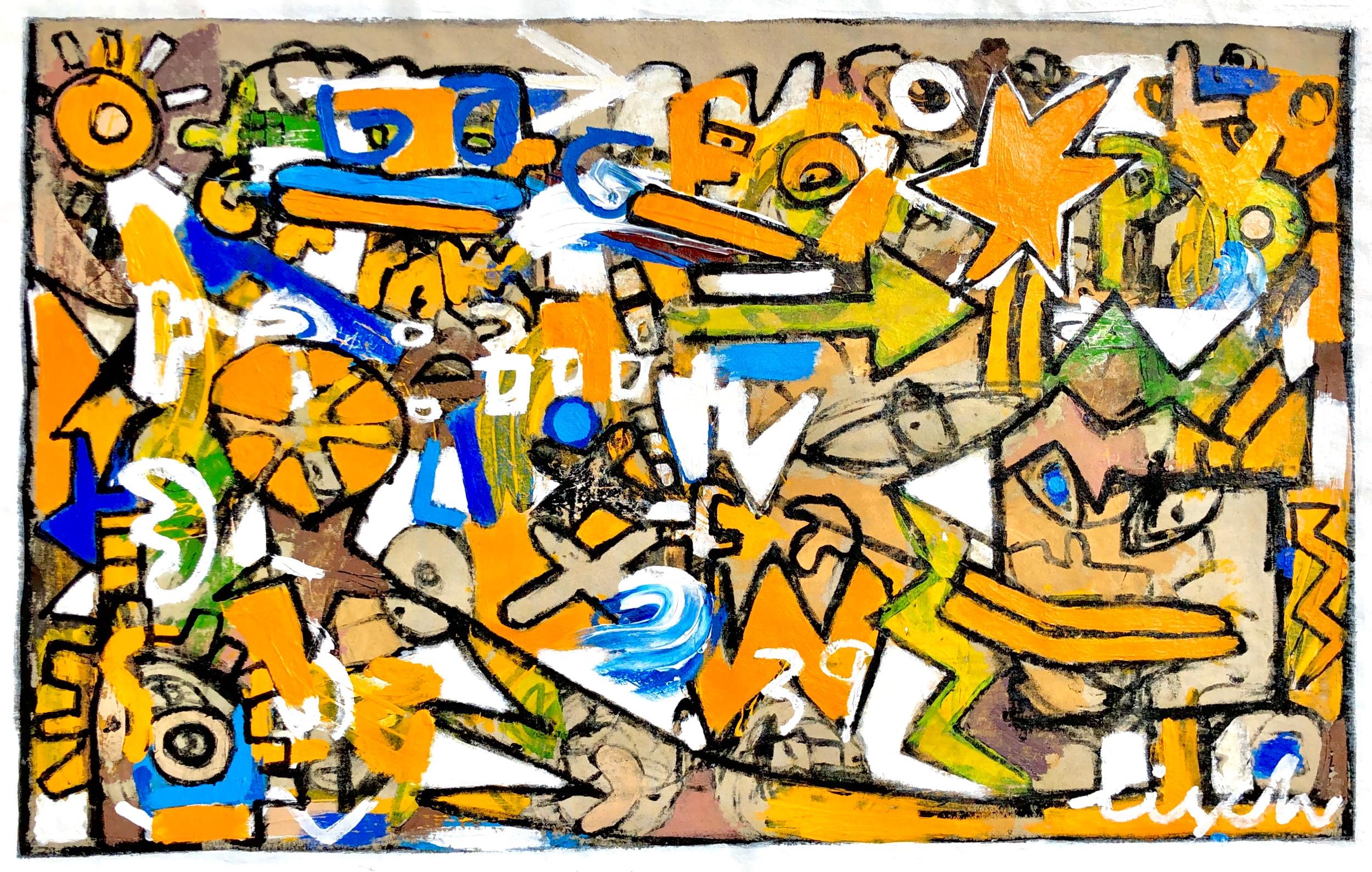 """Soul Surfer, 34x54"""""""