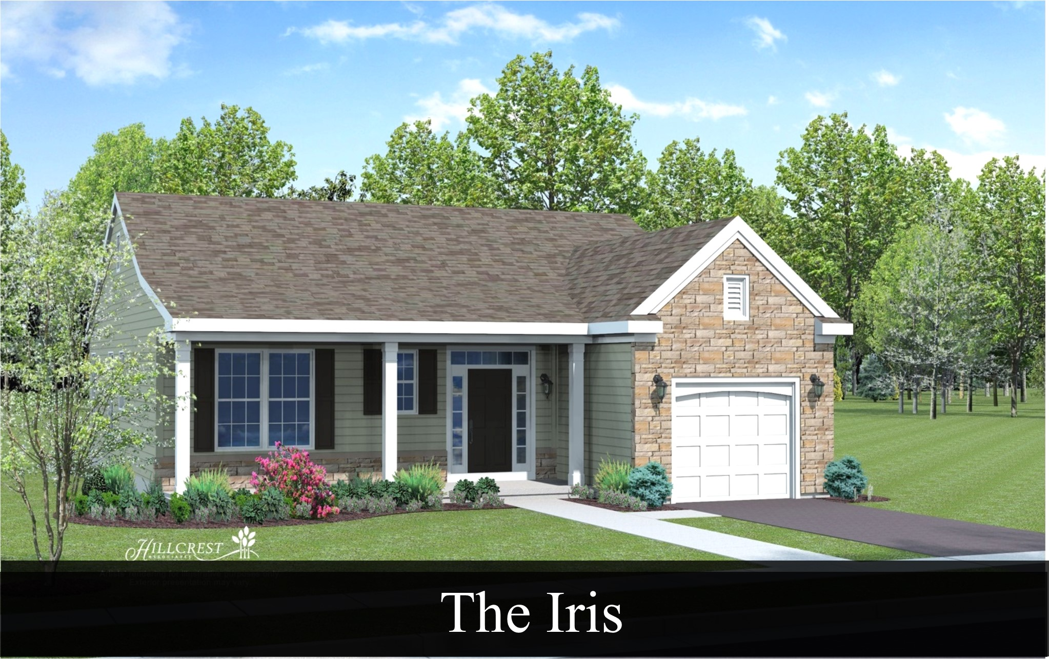 Starting at $259,900  Approx. 1275 sq.ft.