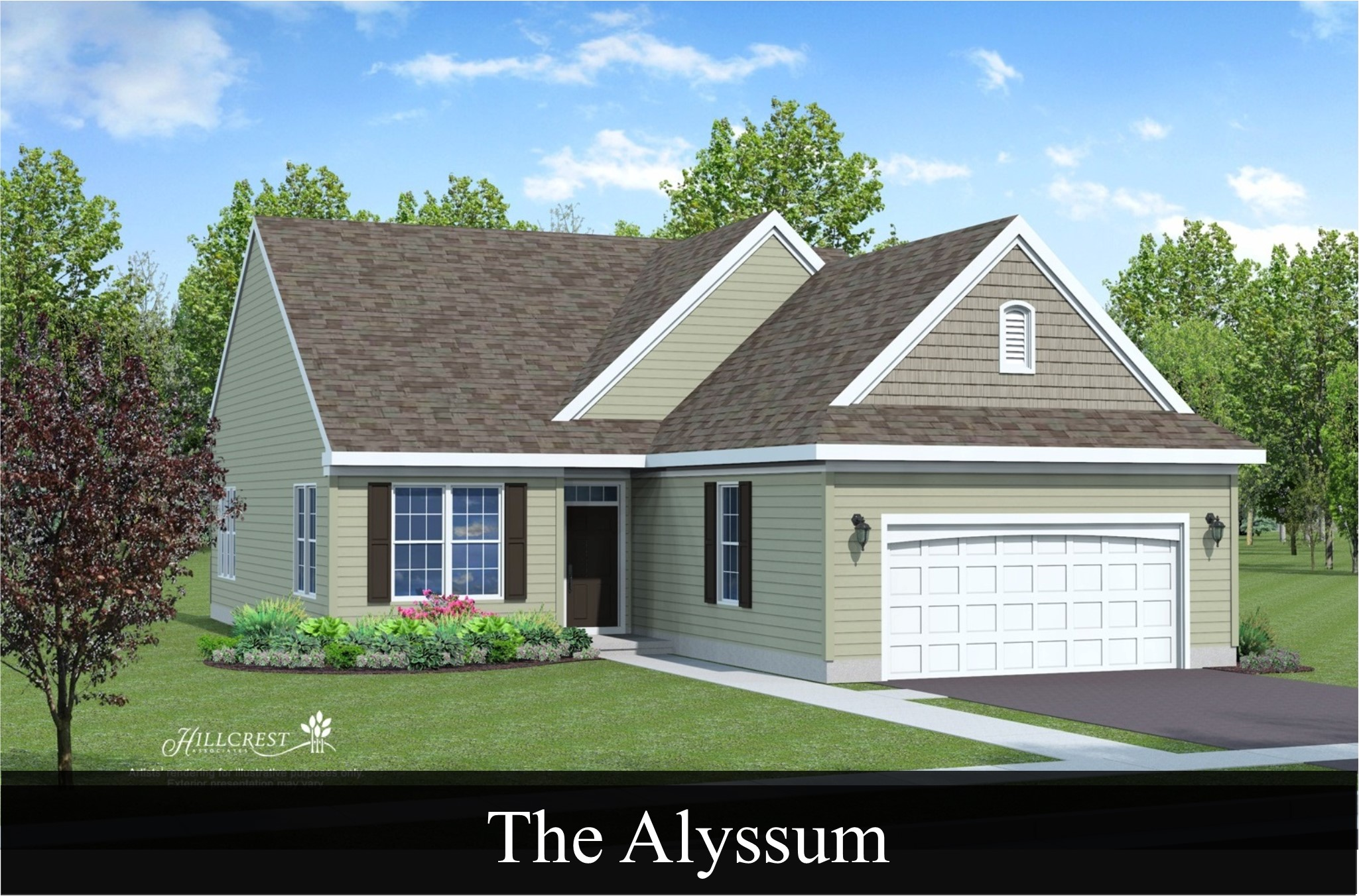 Starting at $279,900  Approx. 1500 sq.ft.