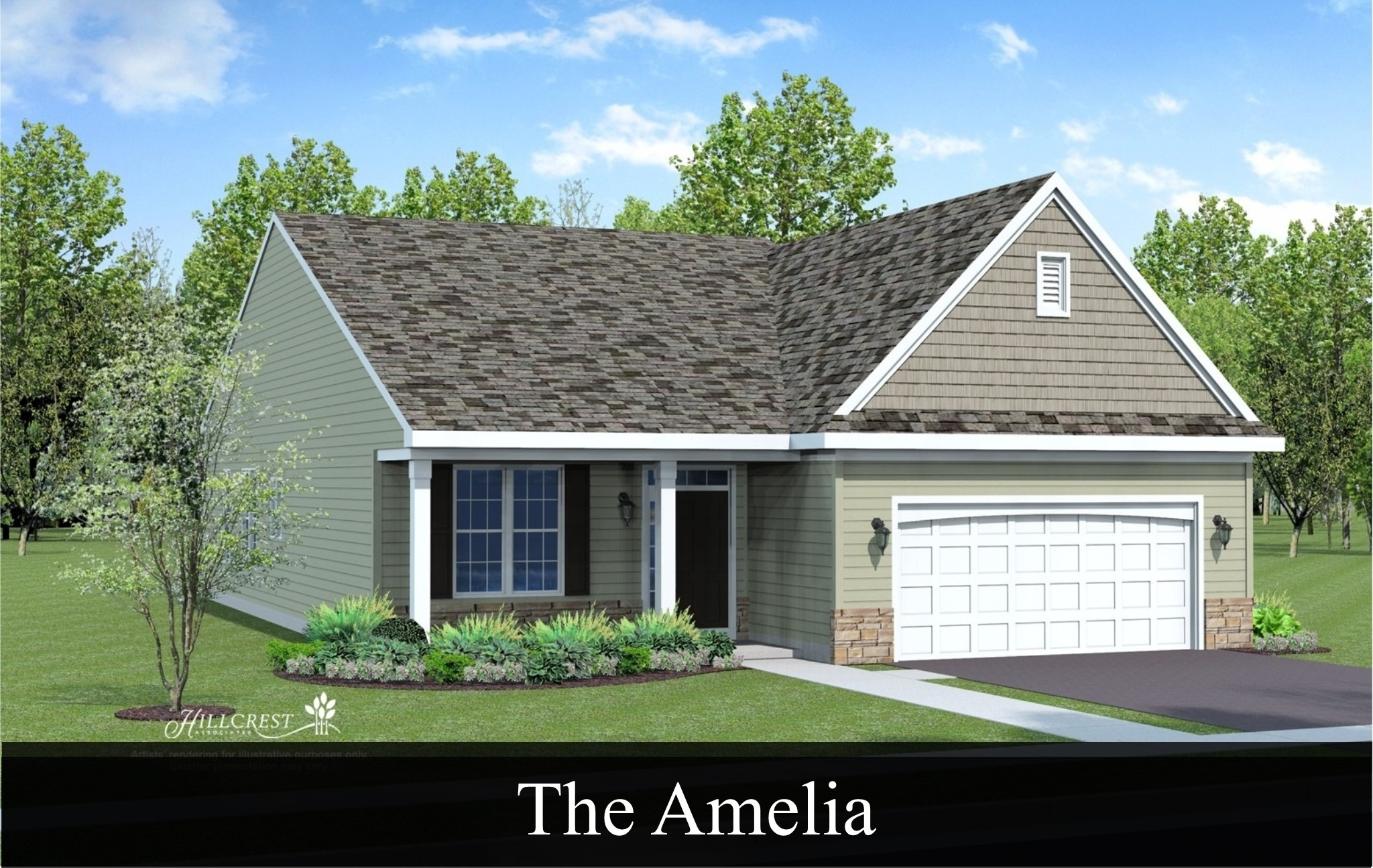 Starting at $274,900  Approx. 1330 sq.ft.