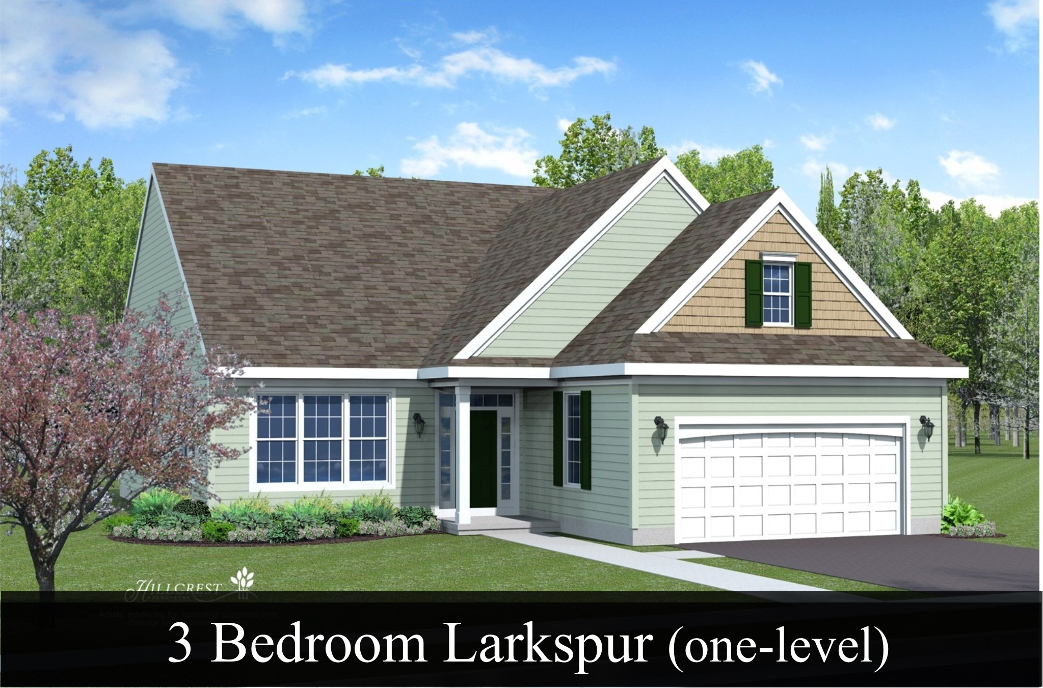 Starting at $299,900  Approx. 1820 sq.ft.