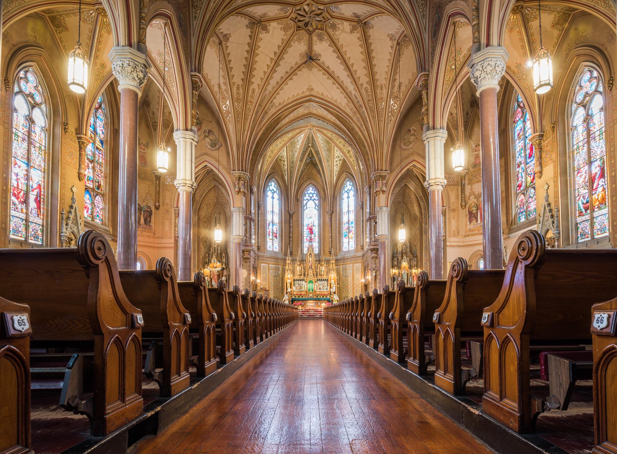 Saint Michael's Church - Rochester, NY