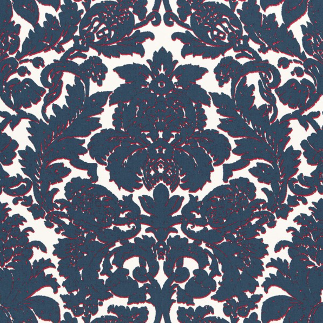 Prussian Blue/Rouge