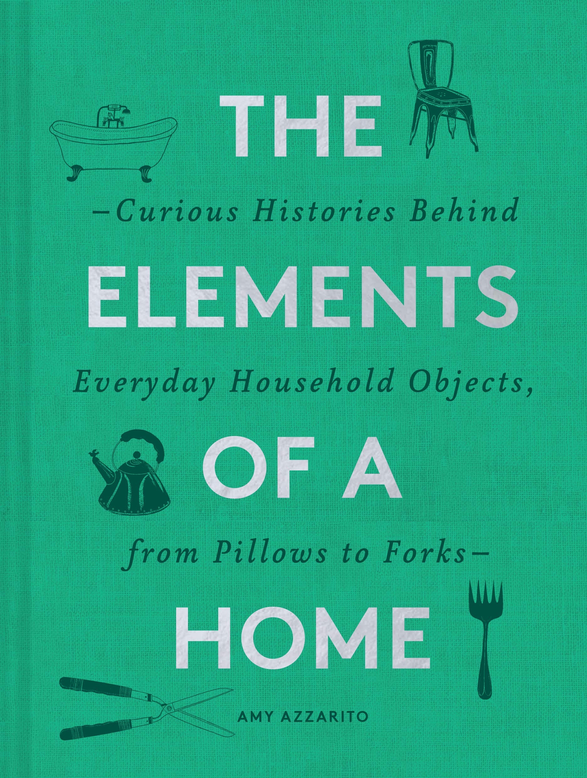 The Elements of Home is available for preorder! -