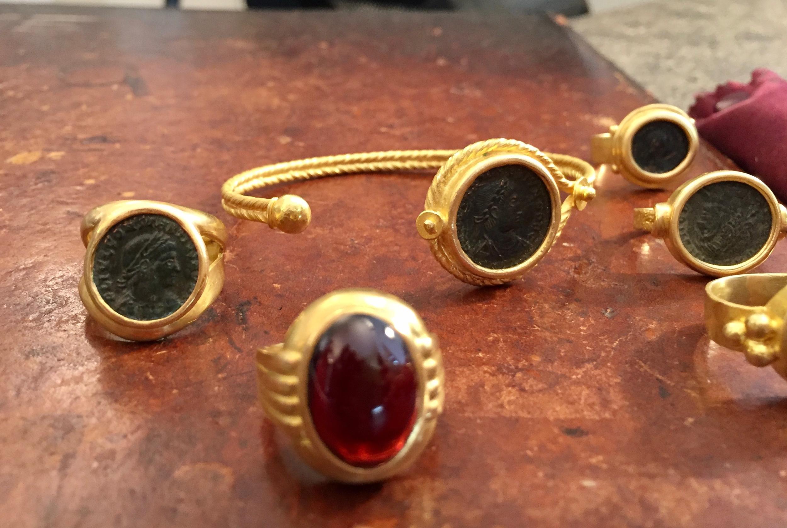 Roman Jewelry In Rome Amy Azzarito