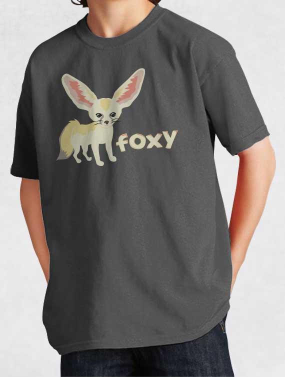Fennec Foxy Youth Tee