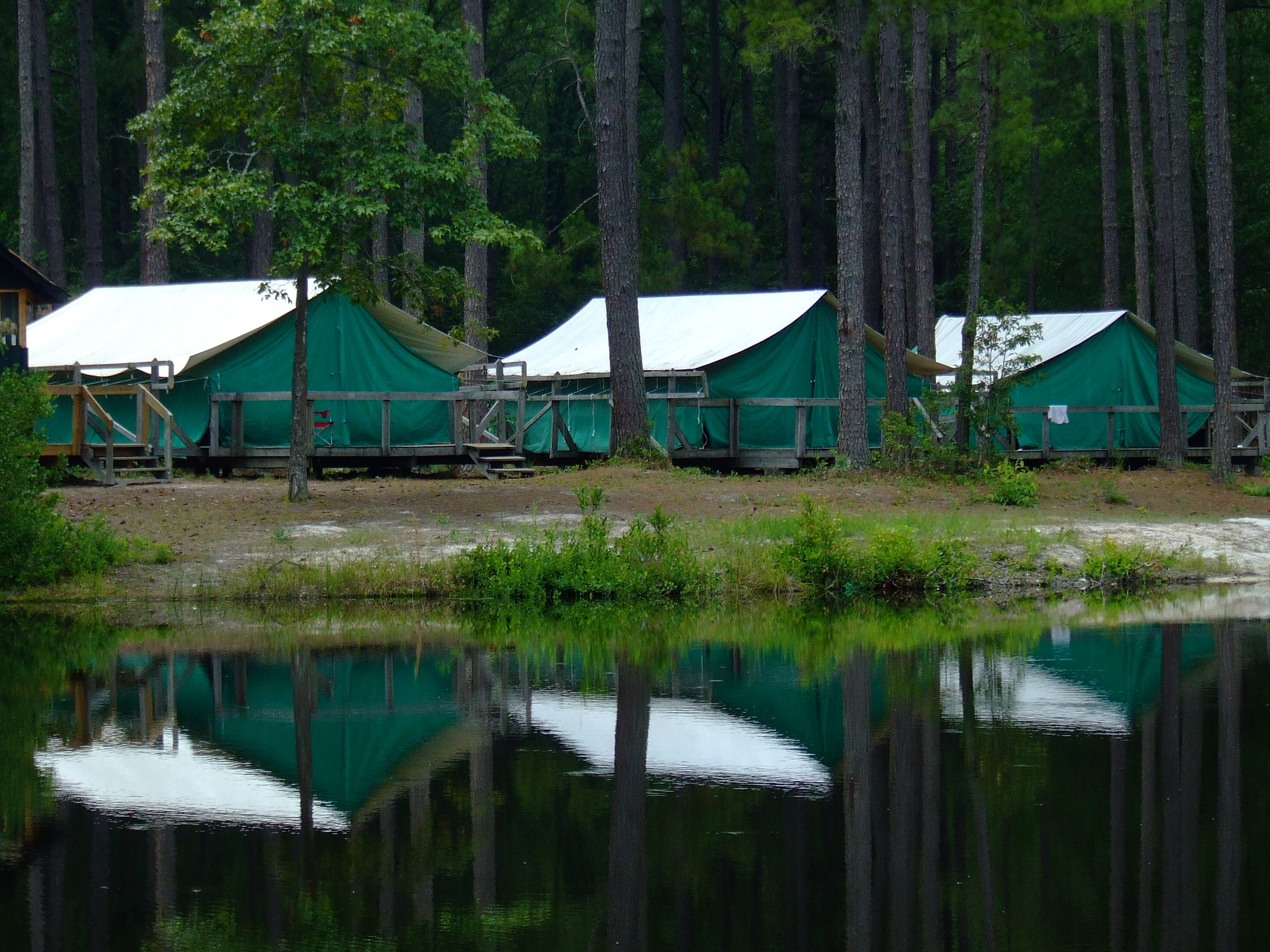 Youth Camp Tents