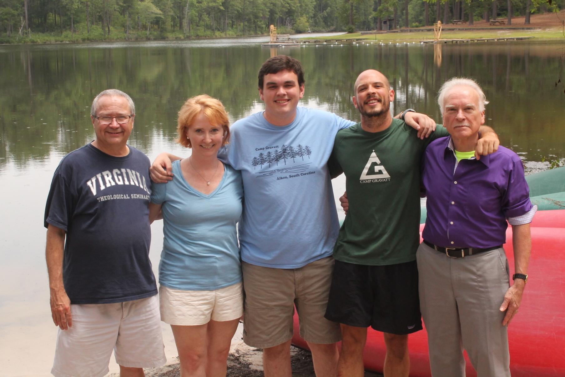 Camp Directors: Scotty Brock (1985 ), Lauri SoJourner (2007-  09), Frank Townsend (2017...), Scott McNeely (2012-  16), Fred Byrd (1976-83)