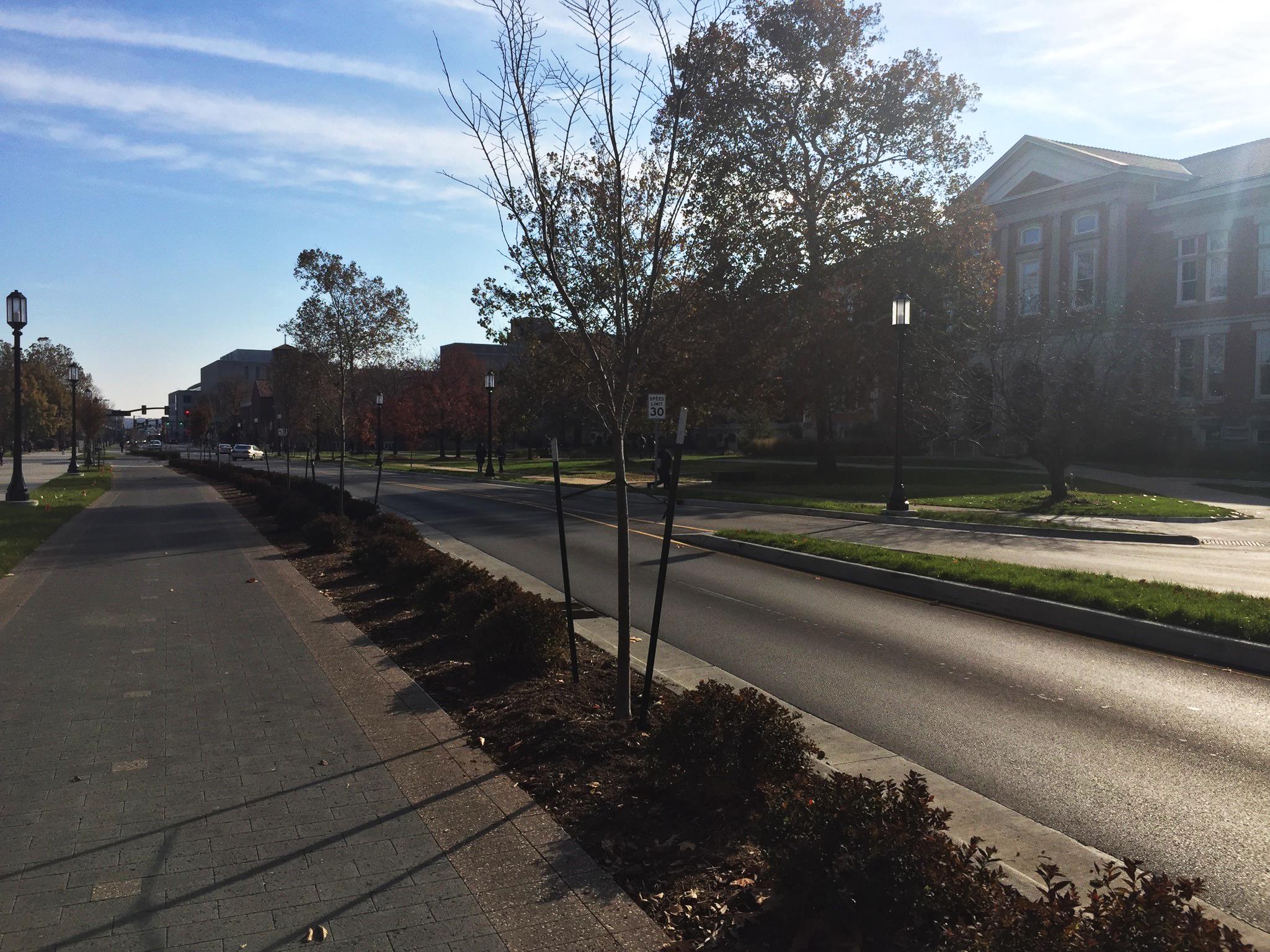 Campus (Pfendler Hall)
