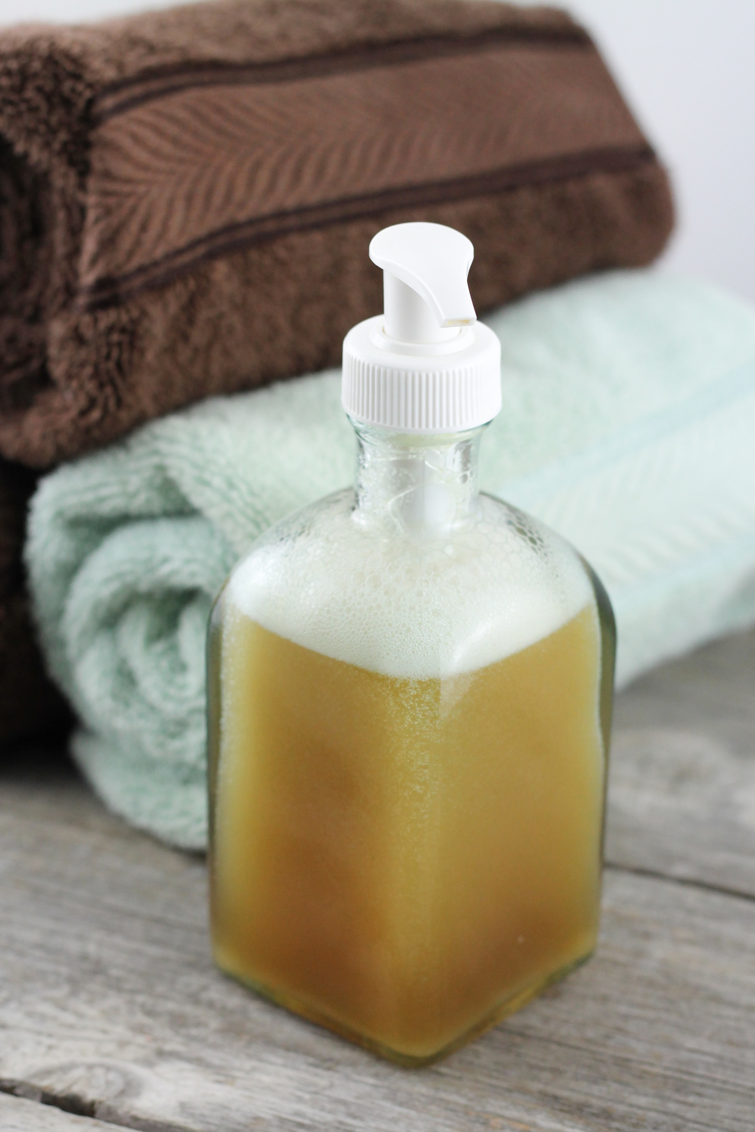 Easy Homemade Face Wash